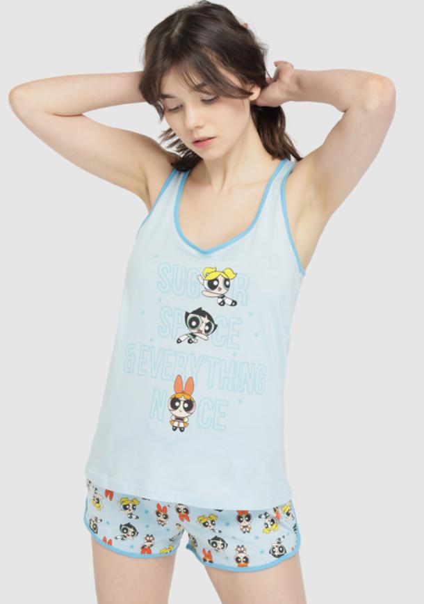 Pijamas licencia para mujer solo 5.1€