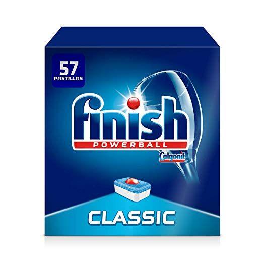 57??? 5x57??? Pastillas Finish Classic para lavavajillas
