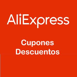 Aliexpress: Cupones Semana de las Marcas (26-31 de Agosto)