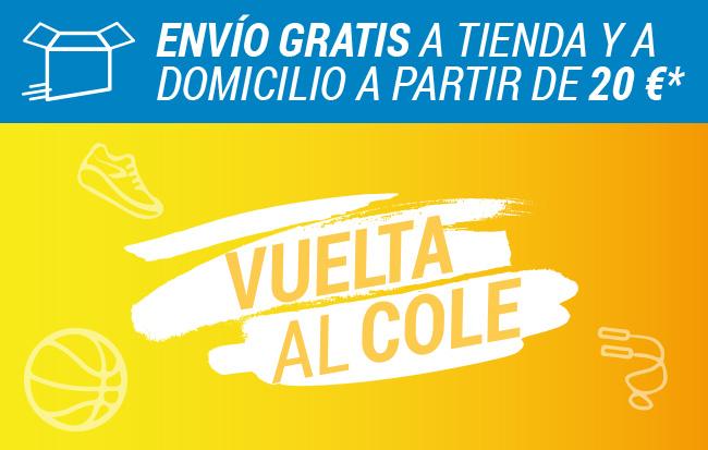 VUELTA AL COLE️ chandal 5,99 zapatillas,7,99 mochila 5,99