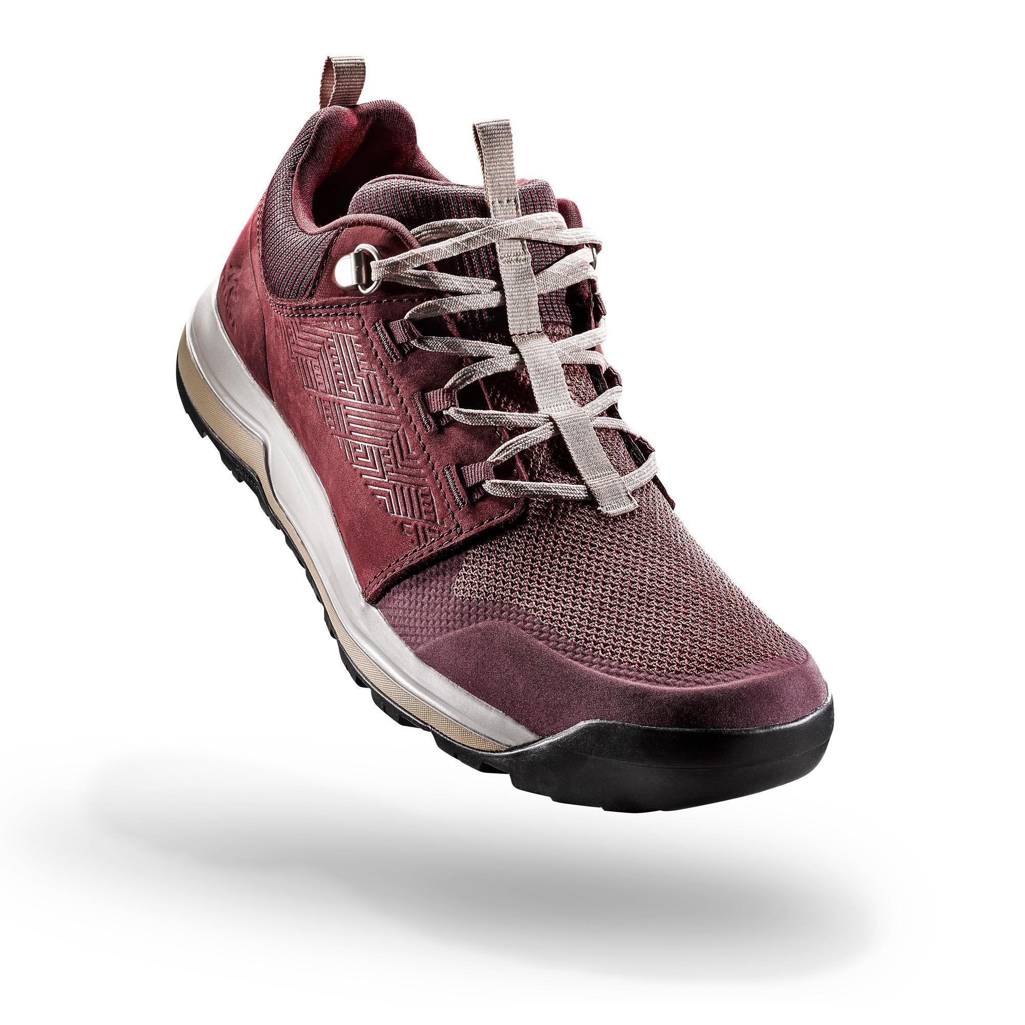 Zapatillas de montaña para mujer QUECHUA