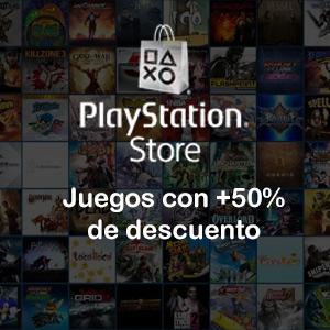 +430 juegos con +50% de descuento (PlayStation Store)
