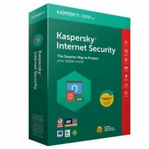 1 año de Kaspersky Internet Security
