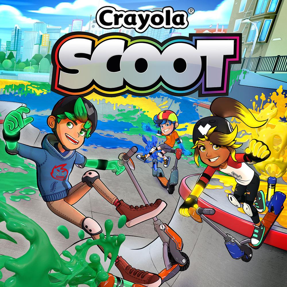 Nintendo Switch: Crayola Scoot por sólo 2,99€