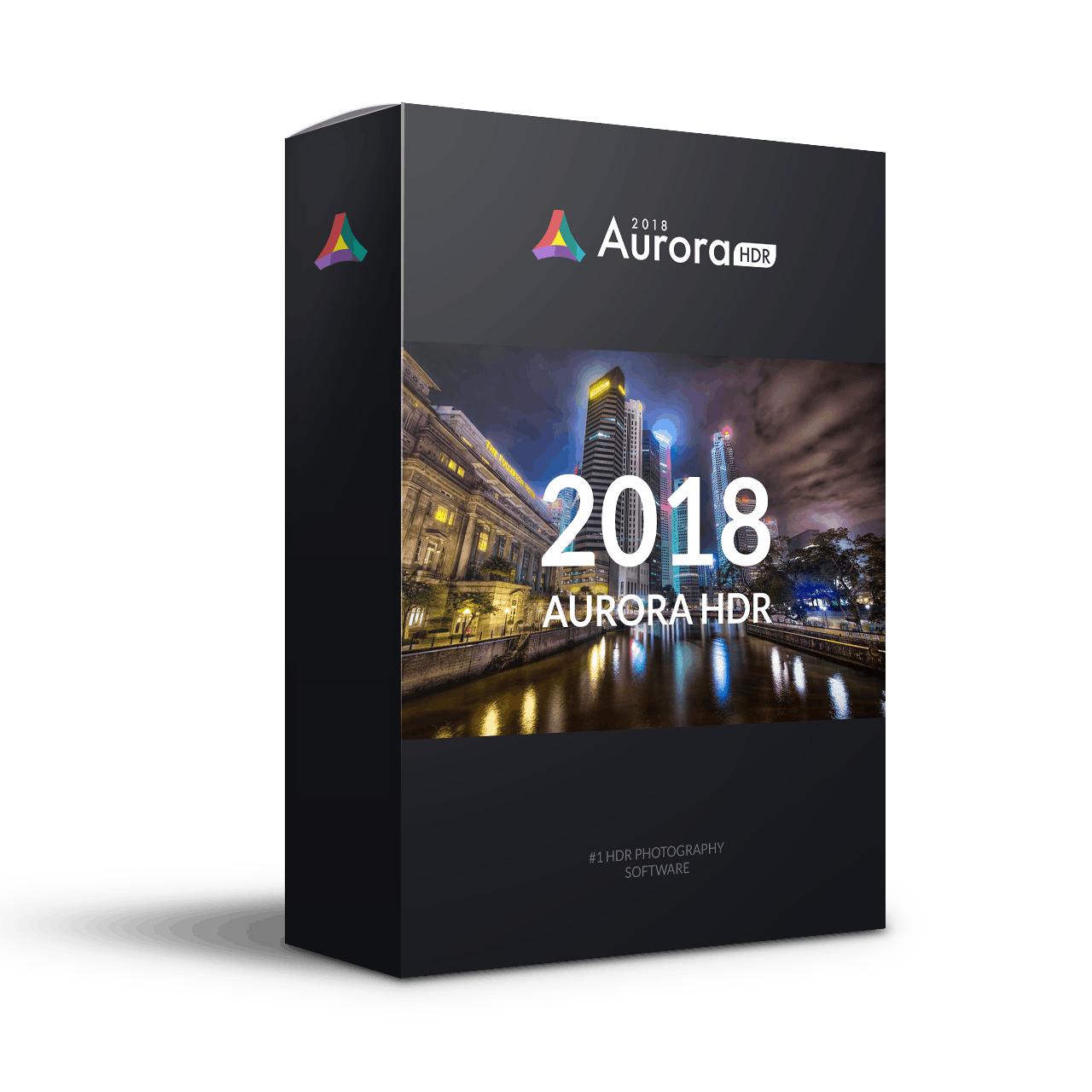 Aurora 2018 HDR para Mac GRATIS