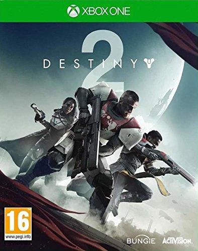 Destiny 2 Xbox One físico