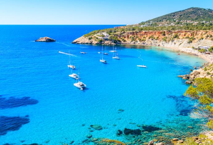 Vuelos a Ibiza en Septiembre desde Valencia y Barcelona por 16€ trayecto