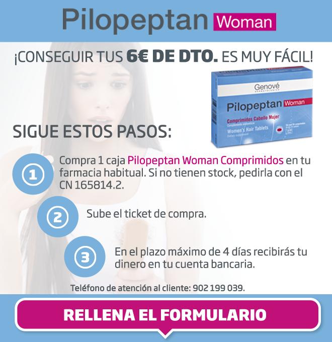 [REEMBOLSO] Pilopeptan Woman