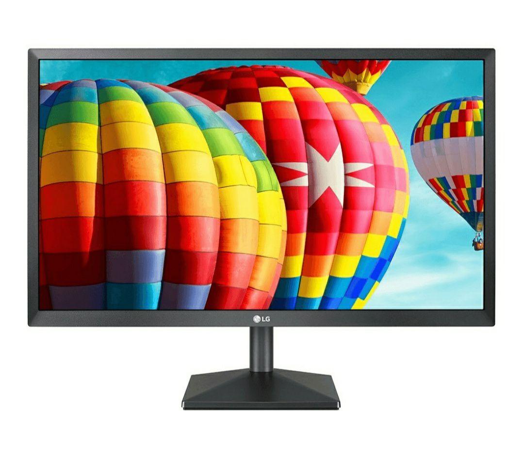 Monitor LG 24 pulgadas 75Hz IPS