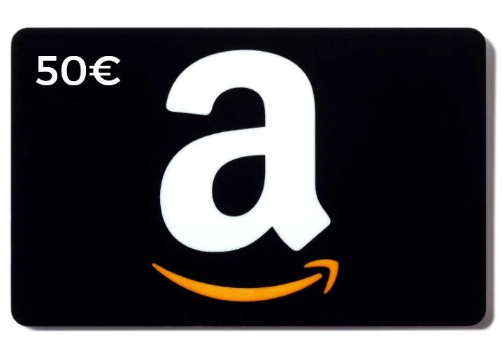50€ GRATIS para Amazon con OpenBank