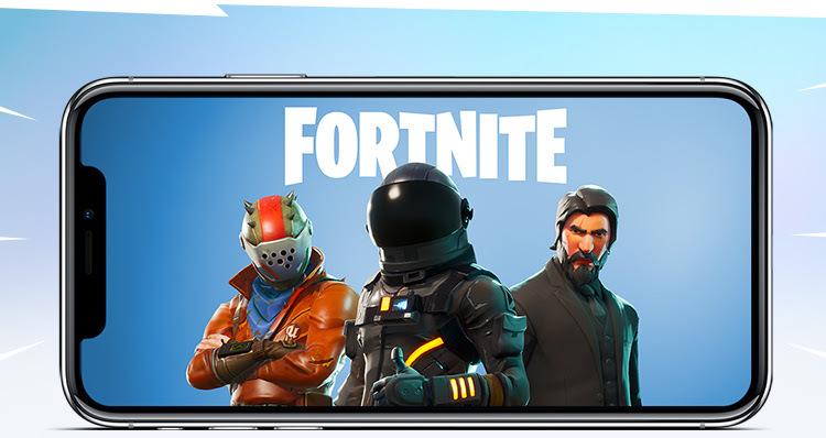 Fortnite para iOS