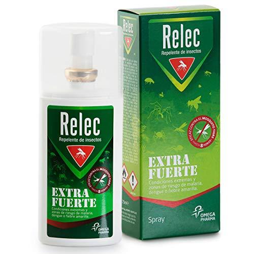 Repelente antimosquitos Relec Extra Fuerte por 6,99 €