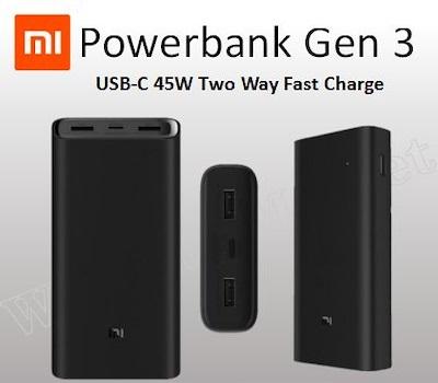 Baterías externas Xiaomi para todas las necesidades (descuentos Aliexpress envío desde España)