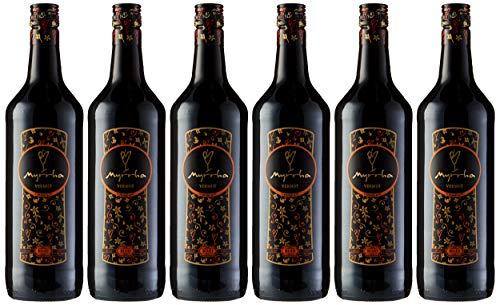 6 x Vermouth Myrrha Rojo