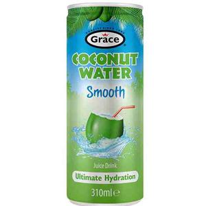 Refresco agua de coco GRACE