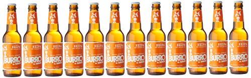 Burro de Sancho Cerveza de Estilo New England - 12 unidades de 330 ml