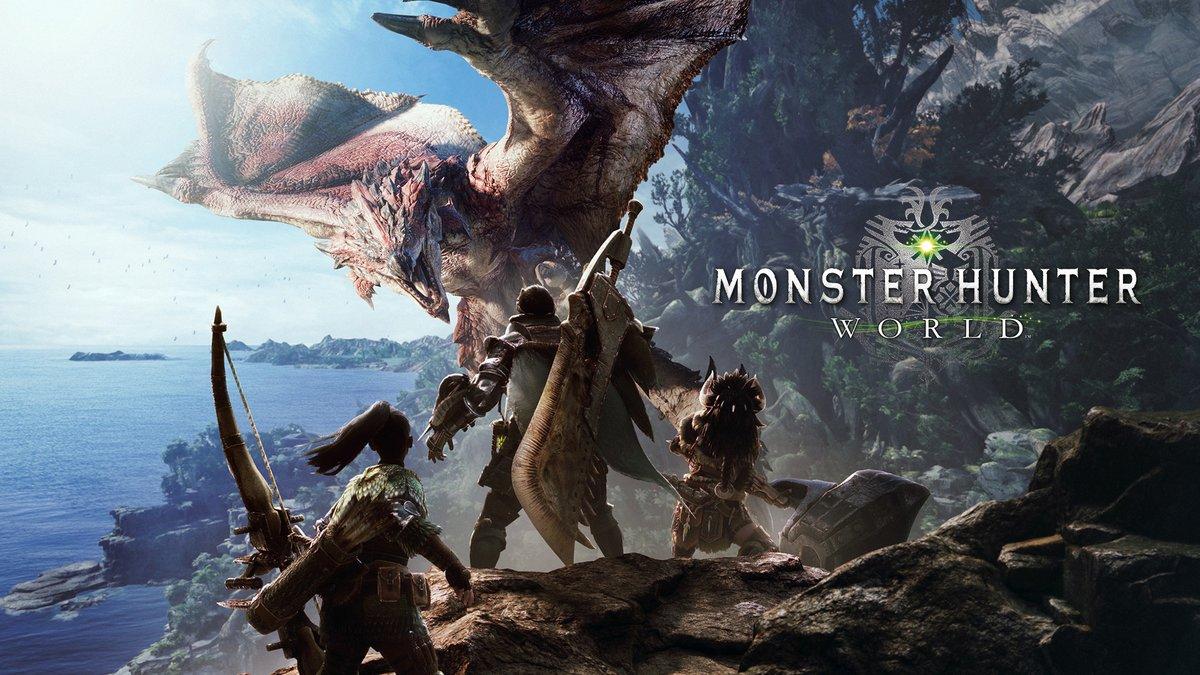 Objetos diarios GRATIS Monster Hunter World PS4/XBOX ONE