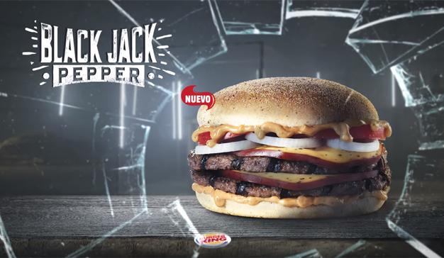 Black Jack Pepper GRATIS (A domicilio)