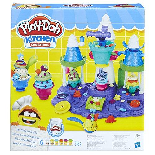 Castillo de helados Play-Doh solo 13.9€