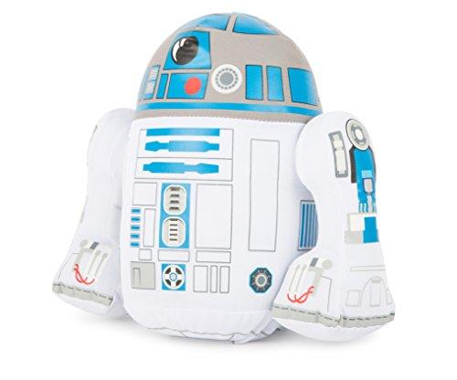R2-D2 30 cm Peluche con Movimiento y 10 Diferentes sonidos (Joy Toy 75707)