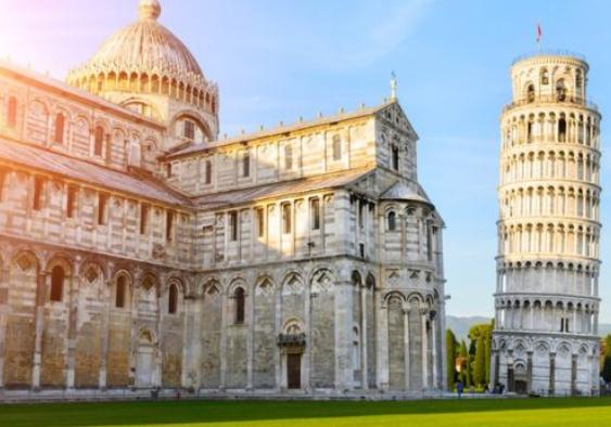 OCTUBRE Vuelo de Madrid a Pisa 31€ ida y vuelta