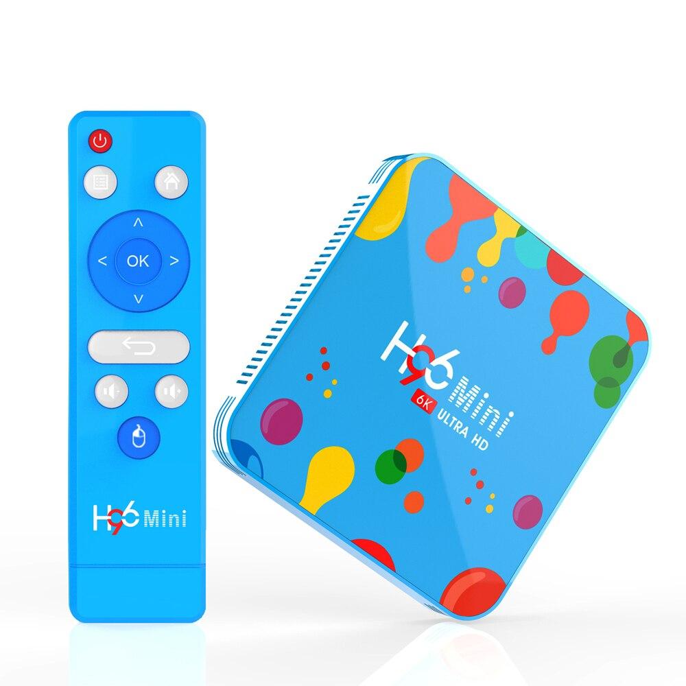 Chollazo. TV box H96 mini 4GB 32G Allwinner H6 (Desde España)
