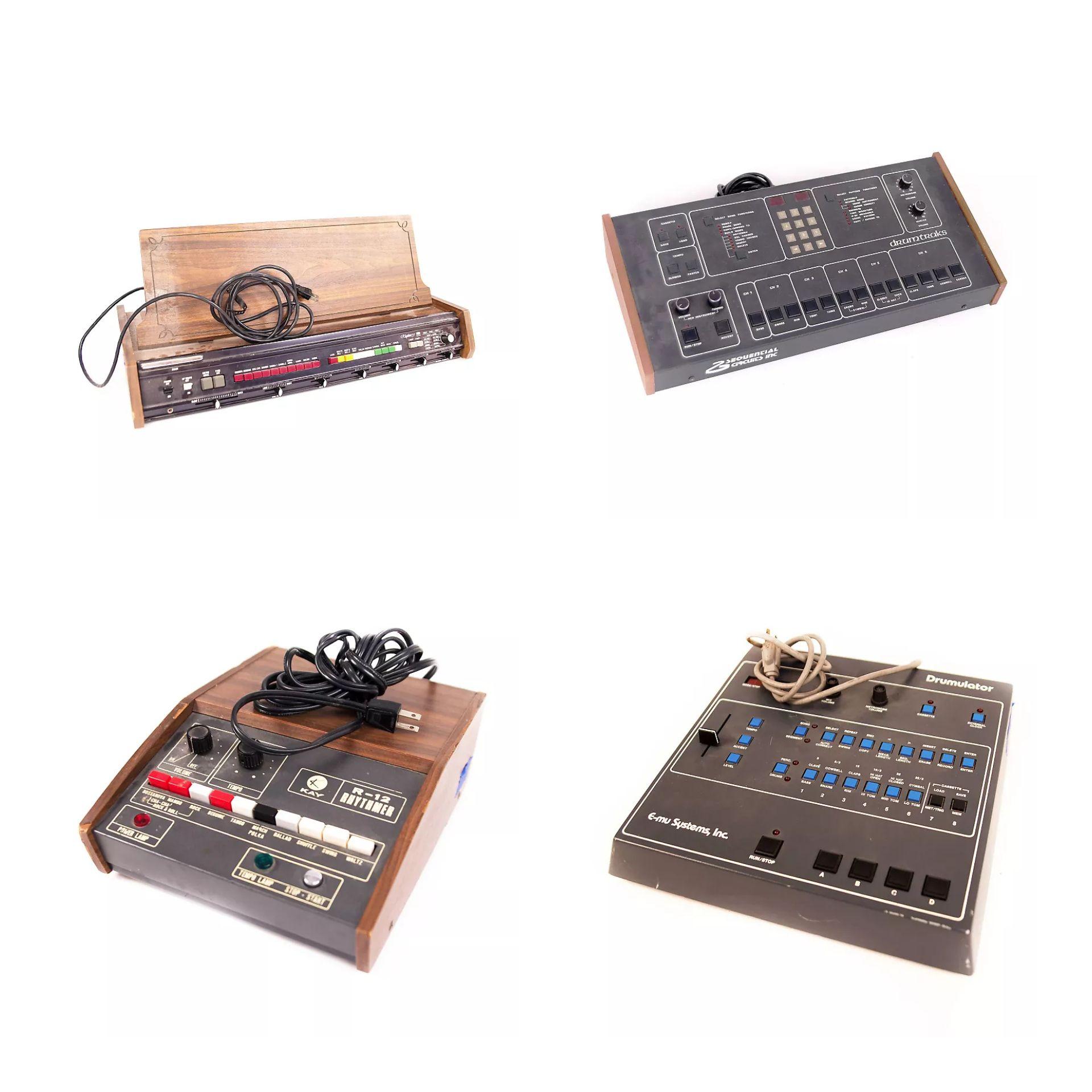 Reverb Drum Machines |  Colección completa