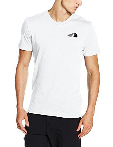 Camiseta The North Face (Blanca, Negra o Gris)