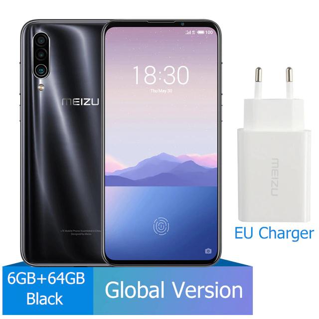 Meizu 16Xs 6GB 64GB Versión Global (Preventa)