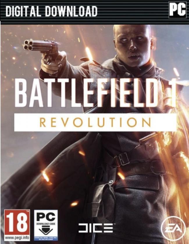 PC: Battlefield 1: Revolution Edition