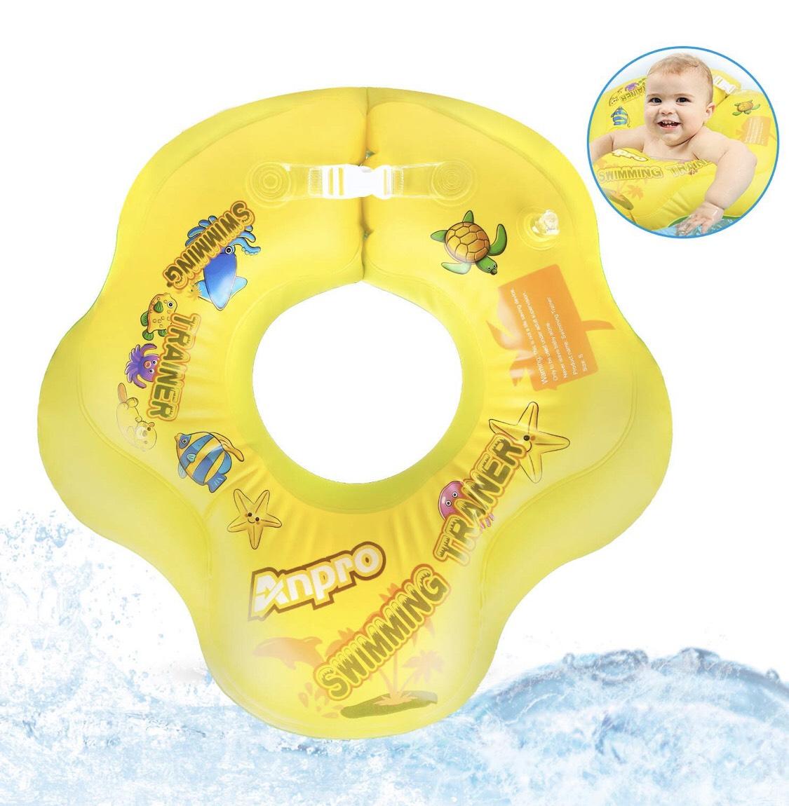 Flotador Bebé para Ayuda de natación