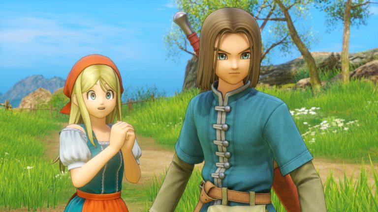 DLC Gratuito para Dragon Quest XI - 27 Septiembre