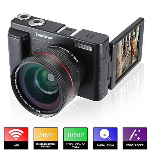 Camara Fotos Full HD 1080P