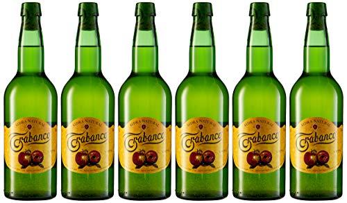 Trabanco Sidra Natural - Paquete de 6 botellas de 70 cl. - Total 4,2 l.