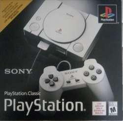 PlayStation mini en Carrefour (San Blas Las Rosas)