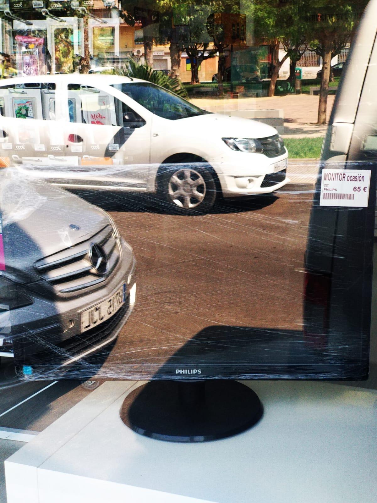 Monitor Philips 22 pulgadas
