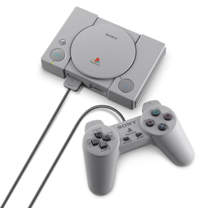 PlayStation Classic por 28€ // 2x50€