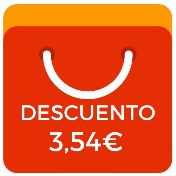Cupón 3,54€ para Aliexpress con minimo de 23€