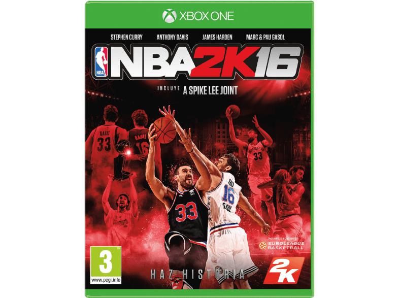 Xbox One NBA 2K16 (Xbox One)