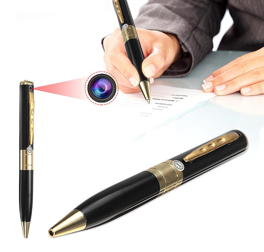 Bolígrafo con cámara espía