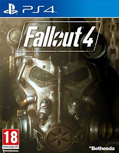 Fallout 4 físico PS4