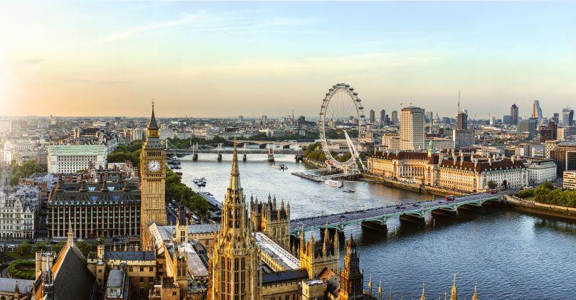 Vuelos Londres septiembre para 2 personas