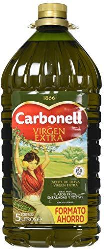 Garrafa 5L aceite de oliva virgen extra Carbonell