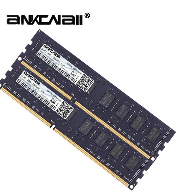 Modulo de Ram ANKOWALL 4GB DDR3 1600mhz