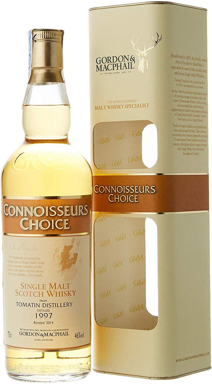 Whisky Tomatin Connoisseurs Choice Single Malt Scotch 1997-700 ml