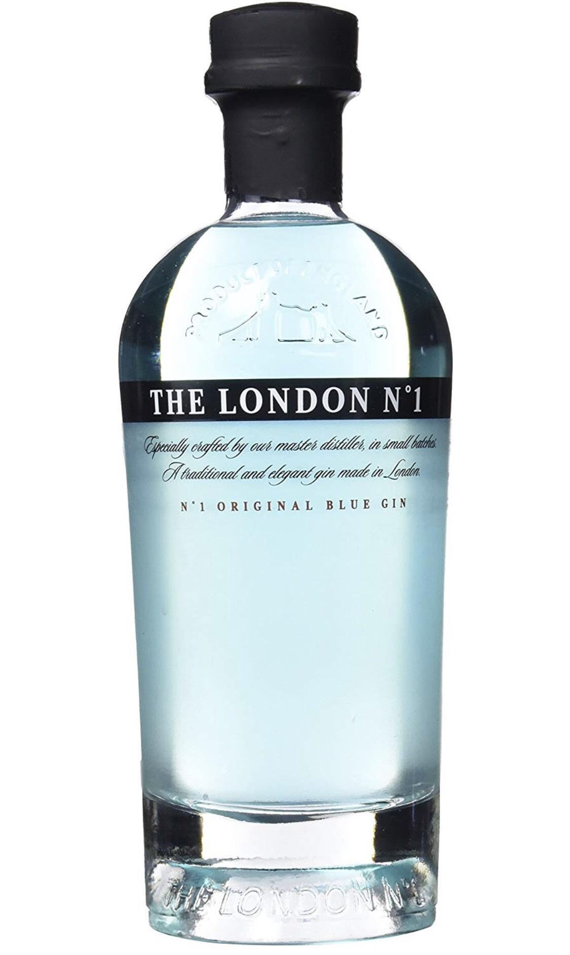 The London Nº1 700ml + Receta