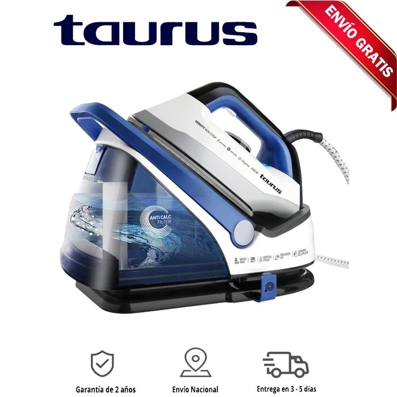 Taurus Centro Planchado Sensity Non Stop Vapor 5 Bares Potencia 2200W Capacidad 2L (España)