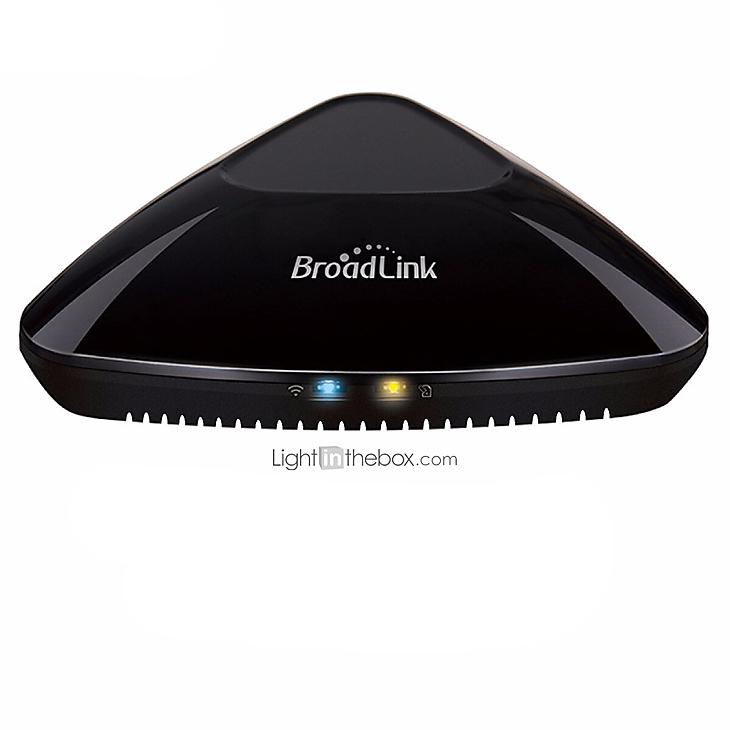 Broadlink RM PRO+ transmisor Infrarrojos, radiofrecuencia