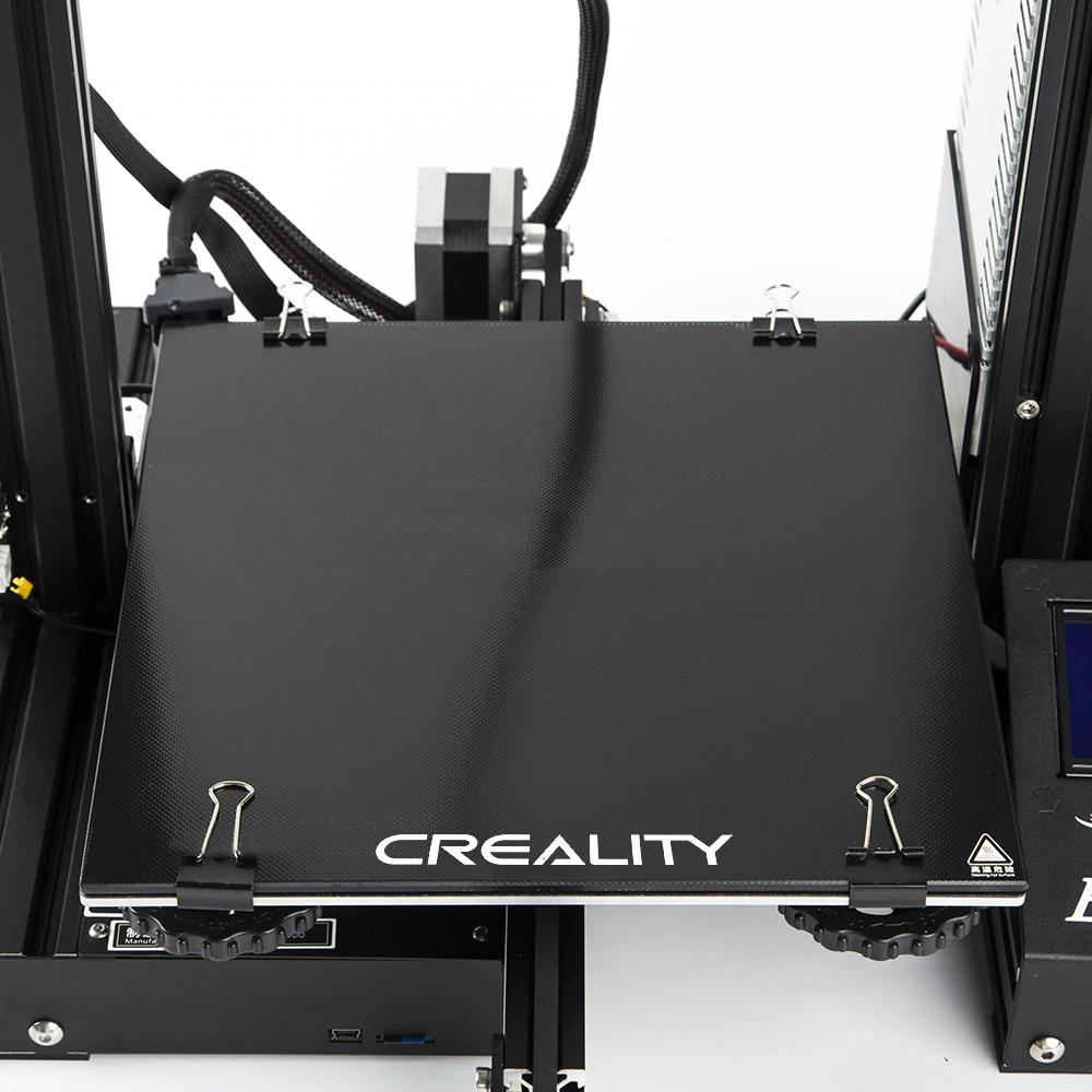 Plataforma de Vidrio (Creality 3D Ender3)