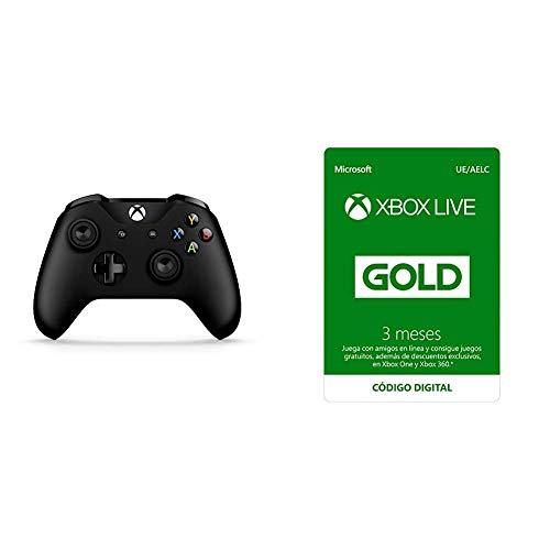 Mando Xbox One +3 meses Live Gold 49€